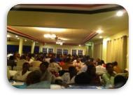 TOW Seminar in Guyana