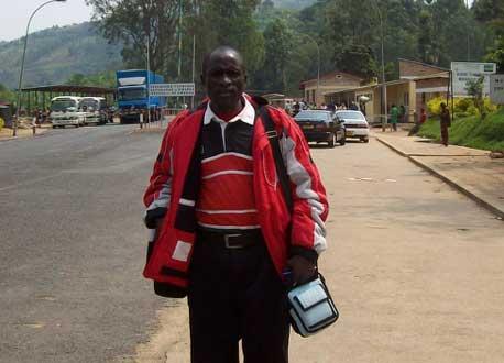 Rev. Jack Mboya