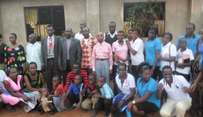TOW participants in Morogoro