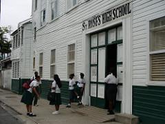 St. Rose's High School - Georgetown, Guyana